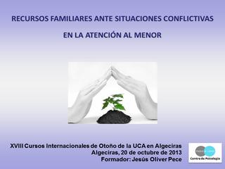 XVIII Cursos Internacionales de Otoño de la Universidad de Cádiz.