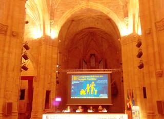 Presentación de la Escala de Diferenciación del Self en el III Congreso Ibérico de Terapia Familiar