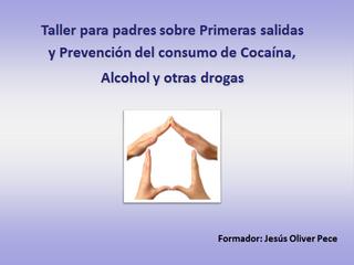 Taller sobre Primeras salidas nocturnas y Prevención del consumo de drogas