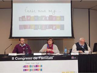 II Congreso Nacional sobre Familias: Érase una vez la diversidad familiar