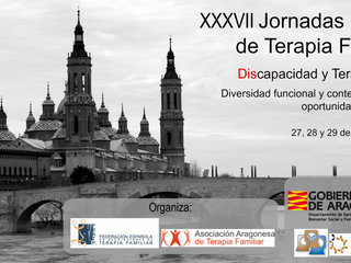 XXXVII Jornadas Nacionales de Terapia Familiar. Discapacidad y Terapia Familiar