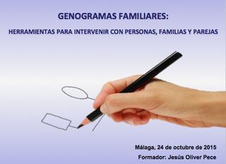 Taller sobre Genogramas familiares: herramientas para intervenir con personas, parejas y familias
