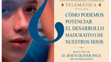 """Conferencia sobre """"Cómo podemos favorecer el desarrollo madurativo de nuestros hijos adolescentes""""."""