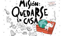 MISIÓN: QUEDARSE EN CASA