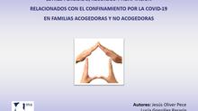 Comunicación sobre Adaptación al confinamiento por COVID-19 en familias acogedoras y no acogedoras