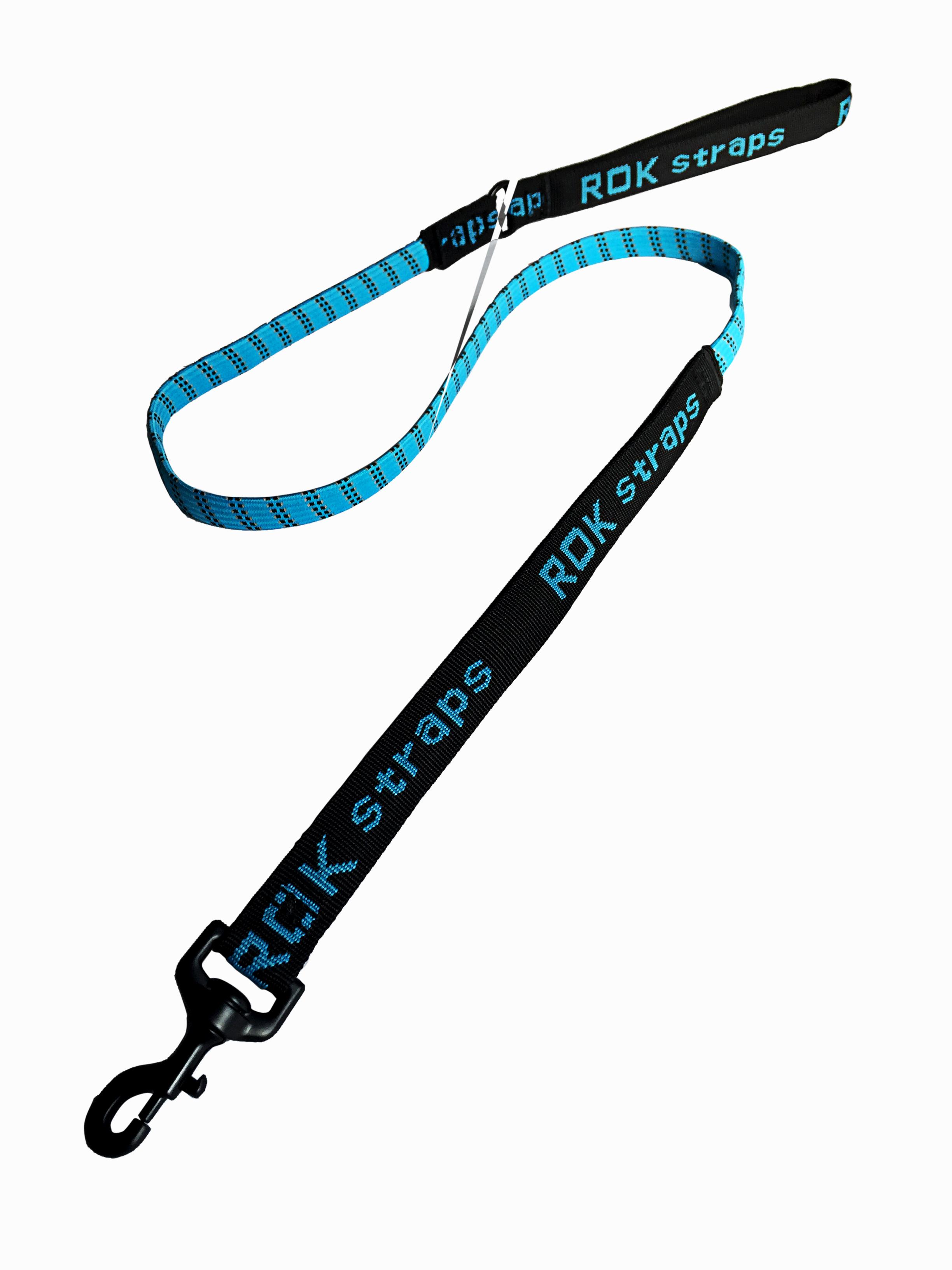 犬用リード ブルー