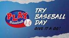 Try T-Ball & Baseball @ Bears
