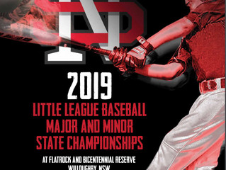 NSW Little League State Championships coming this Easter Weekend