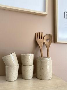 Krukker Støv keramikk