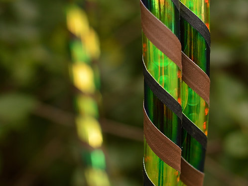 Anfänger Hula Hoop - Waldlichtung