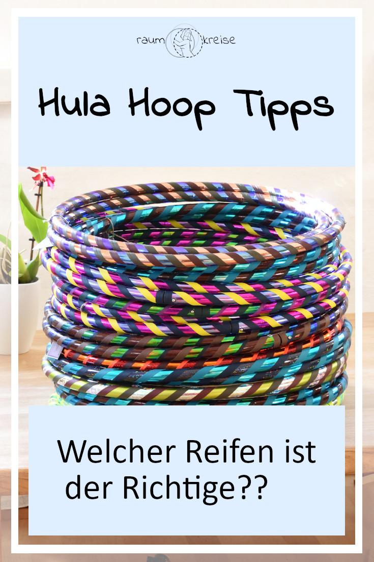 Hoopdance Tipps der richtige Hula Hoop Reifen
