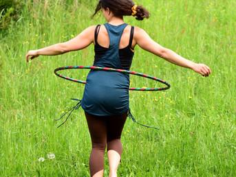Hoopdance Online Anfängerkurs