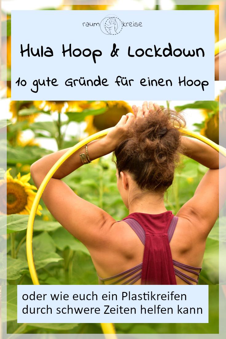 10 gründe für den Hula Hoop, Hula Hop und der Lockdown