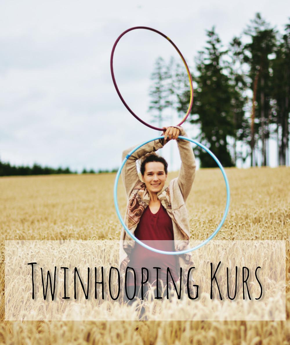 Twinhooping online Kurs Hoopdance raumkreise