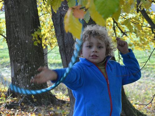Hula Hoop für die ganz Kleinen
