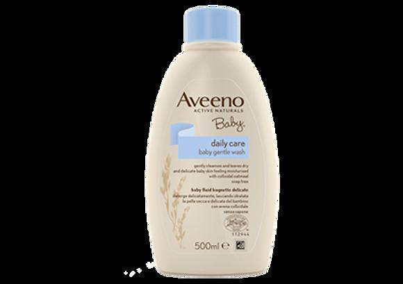 Aveeno Baby Daily Care Baby Gentle Wash 500ml