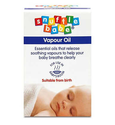 Snuffle Babe Room Vapour Oil