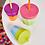 Thumbnail: B.Box Cups Silicone Lids - Strawberry Shake