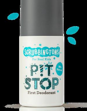 Scrubbingtons First Deodorant – 50ml