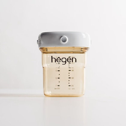 Hegen 150ml breast milk storage container