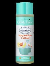 childs farm tangerine oil bedtime bubble