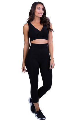 Belly Bandit Mother Tucker Capri Leggings