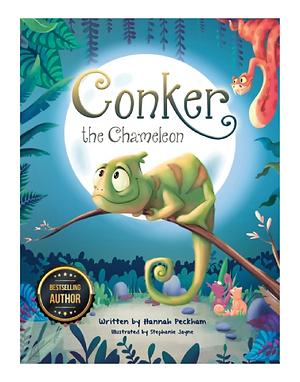 Conker the Chameleon
