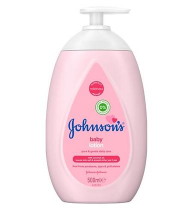 Johnsons Baby Lotion 500ml