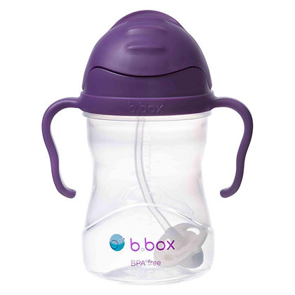 B.Box childs sippy Cup in colour Grape