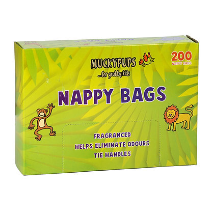 Muckypups Nappy Bags