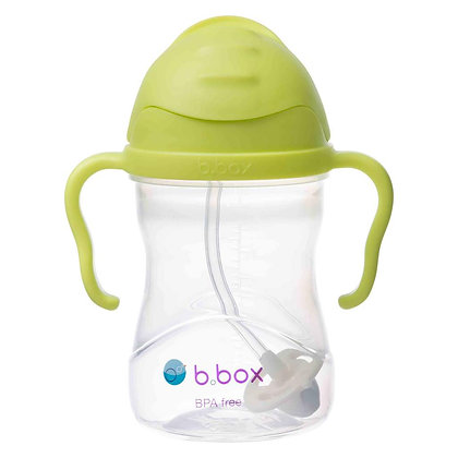 B.Box childs sippy Cup in colour Pineapple