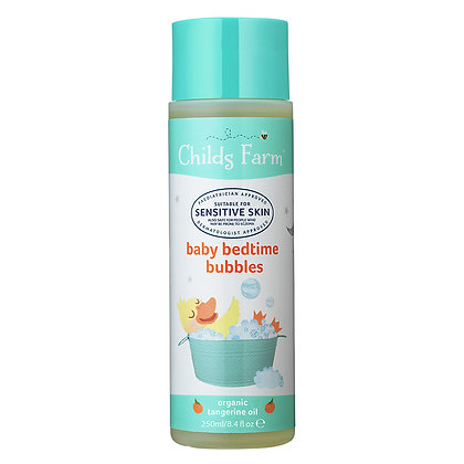 Childs Farm Baby Bedtime Bubbles Organic Tangerine Oil 250ml