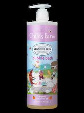 Childs farm bubble bath organic tangerin