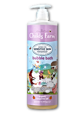 Childs farm bubble bath organic tangerin