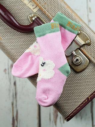 Blade & Rose Flower Socks