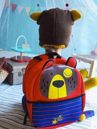 Blade & Rose Big Brown Bear Backpack