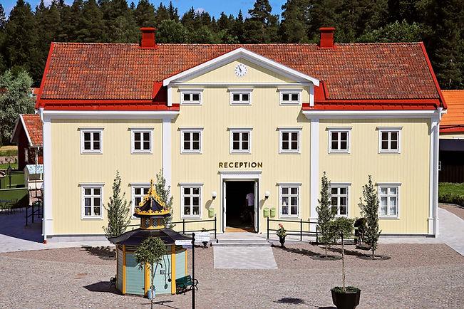 Vimmerbyhus i Astridlindgrens värld