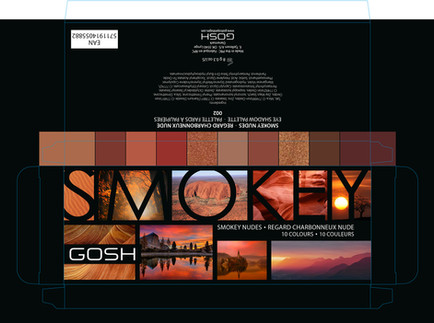 Emballagedesign - GOSH COPENHAGEN