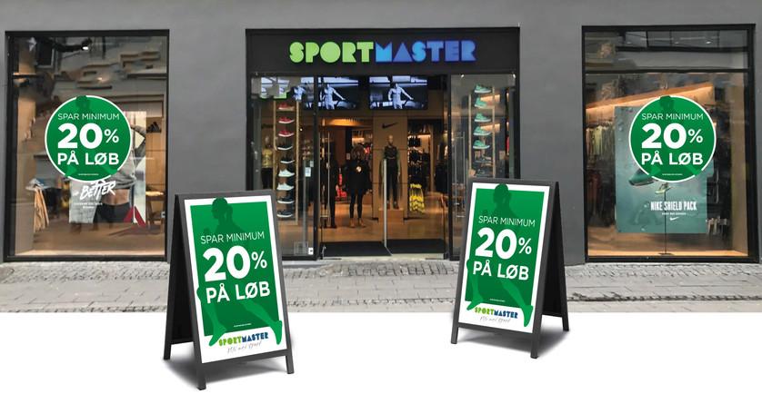 POS pakke - Sportmaster