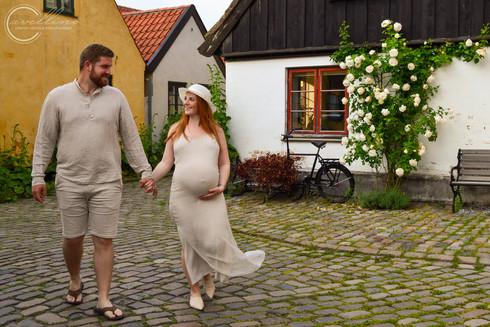 Graviditetsfotografering