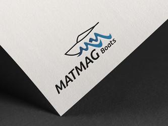 Logodesign - MATMAG BOATS