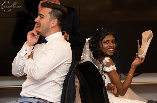 Bryllupsfotografering - Indslag & taler