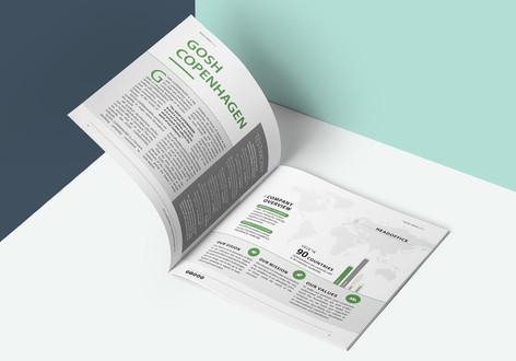 Social Media katalog - GOSH COPENHAGEN