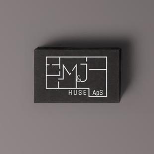 Logodesign - M&J HUSE