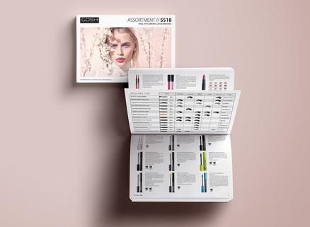 B2B katalog - GOSH COPEHAGEN (Makeup)