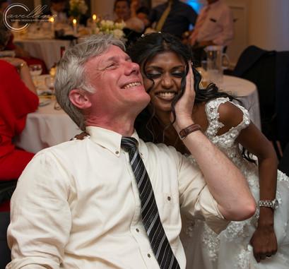 Bryllupsfotografering - Bryllupsfesten