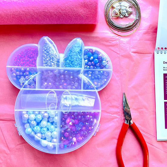 Minnie Mouse  BeadBox Project Bundle