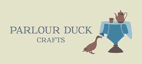 Parlour Duck Crafts logo