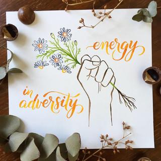 Energy In Adversity