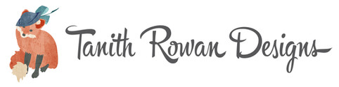 Tanith Rowan logo